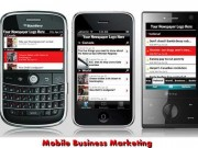 Mobile Business Marketing